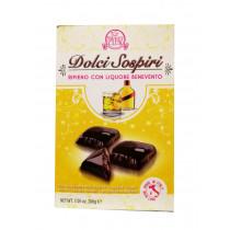 Шоколадное пирожное с ликером Dolci Sospiri Ripieno con Liquore Benevento