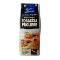 Мука пшеничная Fior di Molino Focaccia Pugliese