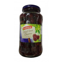 Вишня в сиропе Freshona Pitted Sour Cherries in Syrup
