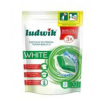 Капсулы для стирки Ludwik White, 15шт