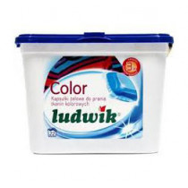 Капсулы для стирки Ludwik Color, 22шт