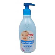 Детский гель для умывания Babylove Waschgel Reinigend.