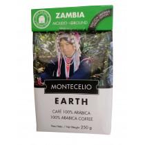 Кофе молотый Montecelio Zambia, 250 г